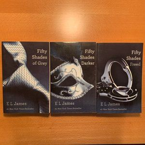 Fifty Shades of Grey Trilogy Books